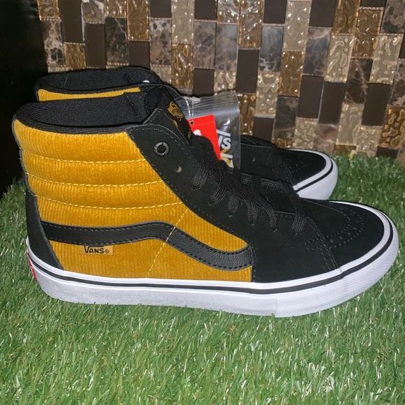 Vans Shoes | Vans Sk8 Hi Pro Corduroy